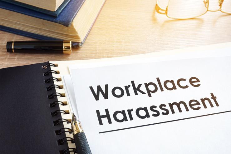 Address Workplace Harrassmanet